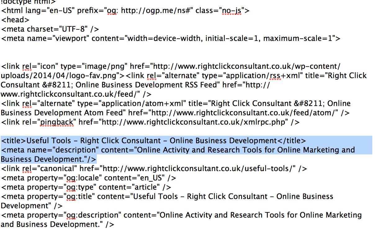 Source Code Example