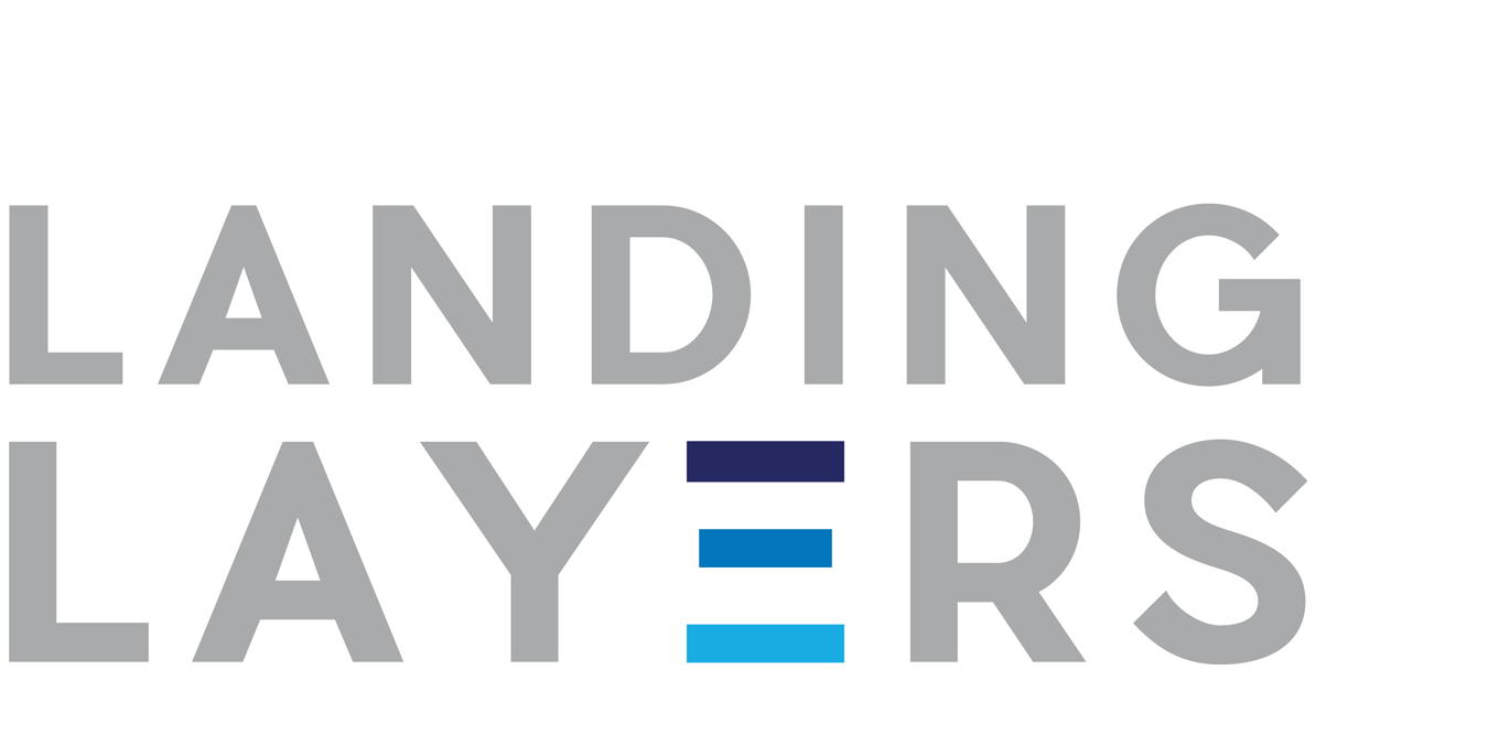 landing layers logo - conversion enhancement